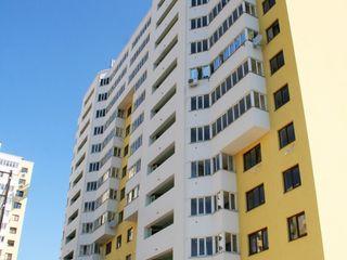 Botanica - apartament 3 camere, 80 m2, etajul 2, luminos, bloc nou (bd. Cuza-Voda 13/8)