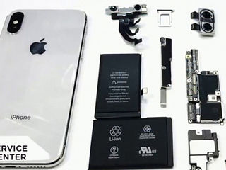 iPhone XS 512 GB Bateria nu se încarcă? О vom înlocui fără probleme!