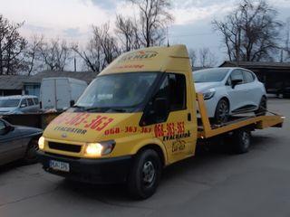 Servicii evacuator Moldova | Evacuator Non-Stop Chisinau