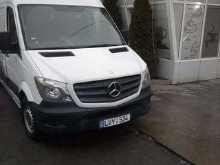 Mercedes Sprenter