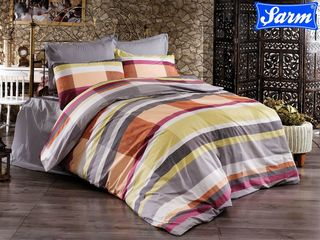 Элитные комплекты постельного белья из ранфорса-сатина, от производителя Sarm SA