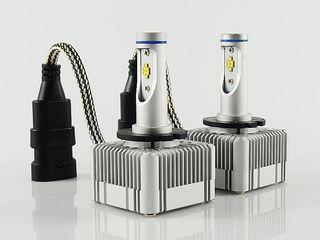 Лампа D1S - LED - 2 штуки . Новые в коробке Или меняю на солярку