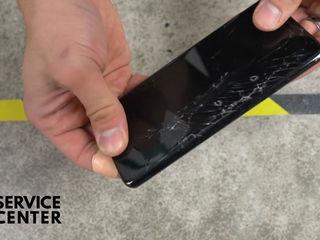 Samsung Galaxy S9+ (G965)  De ai spart ecranul telefonului – vino la noi si te vom ajuta!