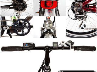 Hilltecks-электро bike