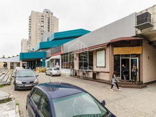 Vânzare spațiu comercial 162 mp Botanica, Dacia 220000 €