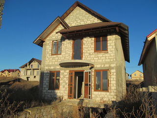 Casa 2 nivele + demisol + mansarda Bubuieci