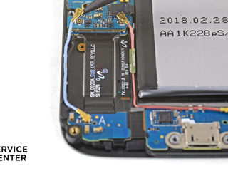 Samsung Galaxy A5 2016 (SM-A510F/DS)  Nu se încarcă smartphone-ul? Înlocuiți conectorul!