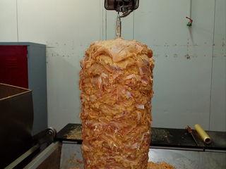 Carne pentru saorma,kebab gata pregatita/ Готовое мясо для кебаба, шашлыка