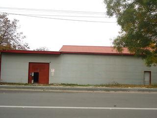 Продается 498м2 складское, производственное помещение в центре Чореску !