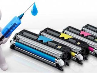 Incarcarea cartuselor de la 25lei- laser si cu cerneala .Da viata impriantei tale.Reparam,livram