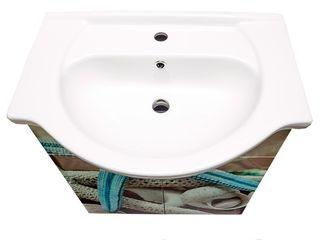 Мебель для ванной с умывальником Blue Sea Star 65 см KF 40 livrare gratuita toata moldova