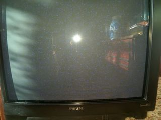 Philips 33dc2080/20r made in Belgium + TV  Vestel Model 1465 = 500 MDL