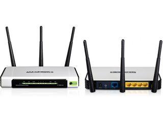 Wi-Fi рутер TP-Link TL-WR941ND в отличном состоянии.