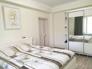 Urgent!!! apartament cu 2 odai separate gata de trai/ euroreparatie + mobilat / 90m2 / rascani