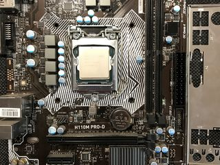 socket 1151 MSI H110M PRO-D