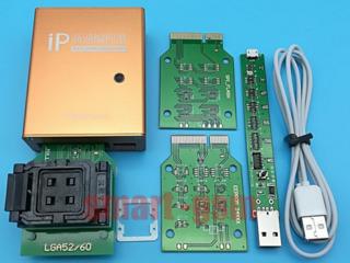 IP BOX V2  (3-я модификация). Прошивка и замена NAND iPhone 32Bit/64Bit