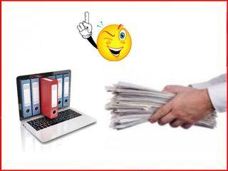 Восстановление бухгалтерского учета  предыдущих отчетных периодов.Restabilirea evidentei contabile.