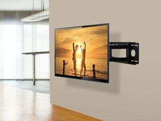Кронштейны для LED, LCD, QLED, plasma ТВ. Надежные кронштейны и крепления для установки телевизоров