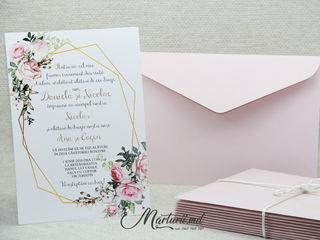 Invitatii, marturii, bomboniere si alte accesorii pentru nunta sau cumetrie