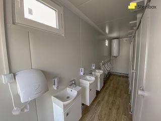 Модульные санитарные блоки