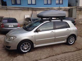 Продаем багажники на крышу (автобоксы)  официальный представитель terra drive в р.м