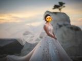 Современное свадебное платье!!!