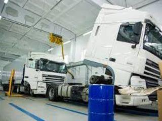 Ремонт и тех обслуживание тягачей