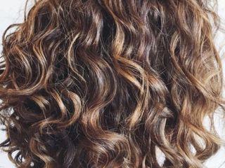 Химическая и биозавивка волос для мужчин и женщин