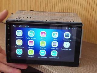 Pioneer,Gazer,Incar! Android 9.1,Wifi,GPS,3G,USB.Камера в подарок!Кредит