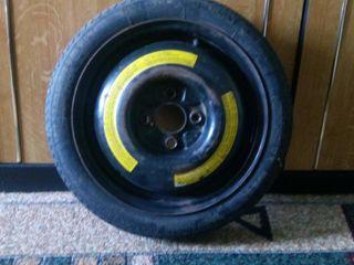 Roata de rezerva Pirelli R14 4 gauri