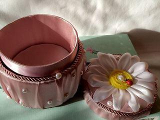 Шкатулки для украшений handmade!!!.