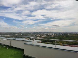 Vind Penthouse cu terasa, 2 etaje 140mp La Alb,Buiucani