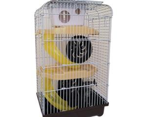 Клетки для птиц и грызунов с бесплатной доставкой на дом!
