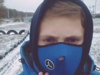 Велосипедов лыжный череп половина маска призрак шарф многофункциональный грелки шеи хпк