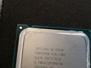 продам процесссор  Intel Pentium E5400