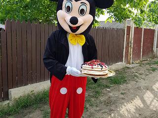 Felicitare Mickey mouse