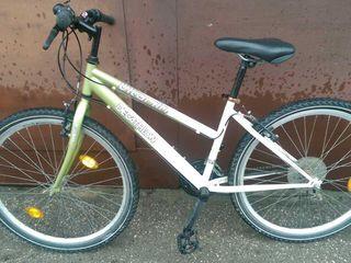 Bicicleta Decathlon Rockrider