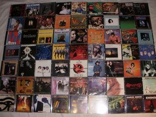 CD диски - разные