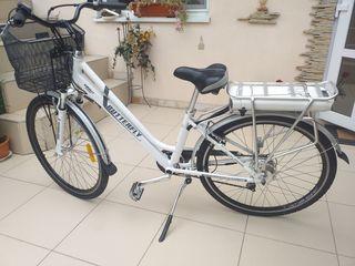 Vind bicicleta Electrica stare Ideala 35 Viteze+Incarcator