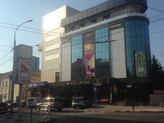 Сдаются торговые помещения в новом коммерческом здании. Бельцы