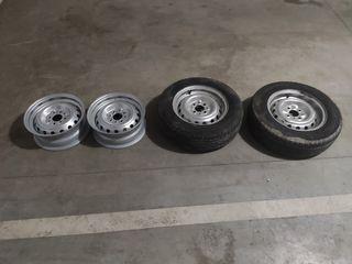 Продам диски и шины R13