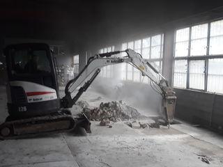 Гидромолот снос demolari