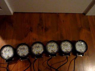 Светодиодный ближний свет 27W новые в упаковке