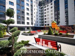 Botanica! URBANCONSTRUCT-TT, 3 camere cu living, cărămidă roșie! 107 mp!