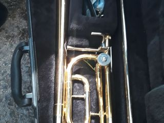 Trombon  Yamaha Ysl 356g