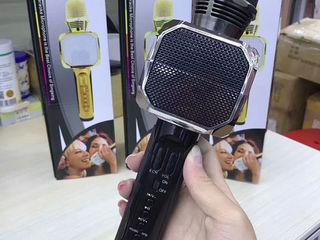 Calitativ! Ideal pentru copii. Sunet puternic! Microfon Fără fir. 490 lei. Priviți video!
