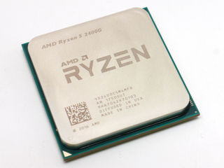 AMD Ryzen 5 2400G 3.9 GHz + Video AMD Radeon RX Vega 11