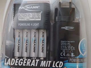 Ansmann powerline 4 light