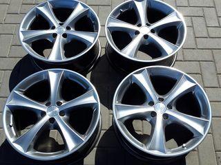Jante R18 5*100 Toyota Prius Avensis Urban Cruiser Lexus CT Subaru VW Golf 4 Bora Jetta JUK Audi TT