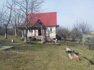Продаётся дача недалеко от Кишинёва 14 сот